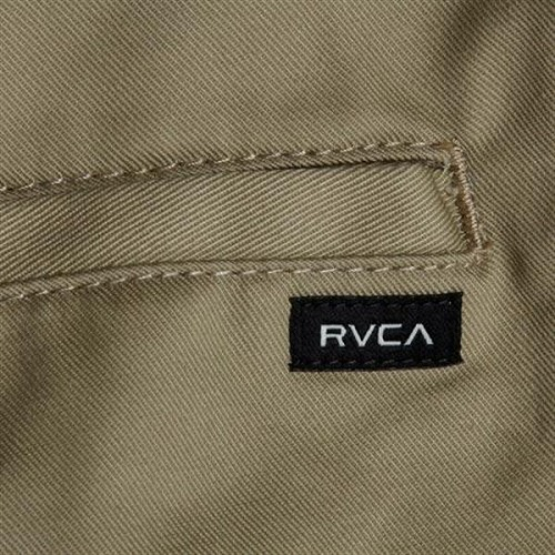 RVCA ショーツ The Week End カーキ