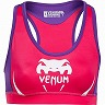 VENUM Body Fit トップ ピンク/紫