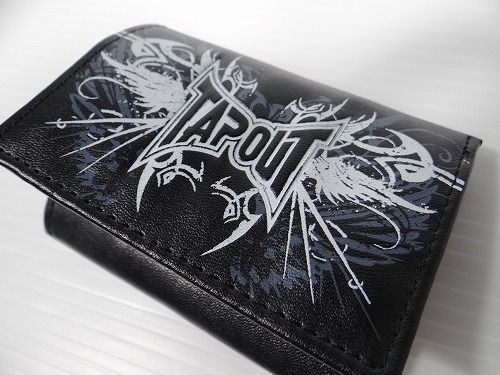 TAPOUT ウォレット Darkside 黒