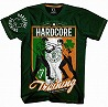 HCT Tシャツ Irish boxing 緑
