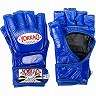 Yokkao Boxing MMAグローブ Competition with Thumb 青