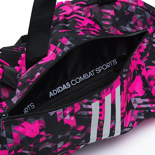 Adidas Combat Sports 3Wayバックパック ピンク/カモ
