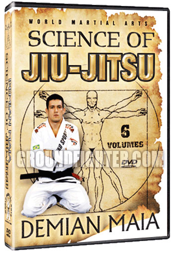 DVD デミアンマイア Science of jiu-jitsu