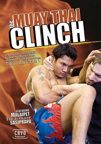 DVD ムエタイ The Clinch with Malaipet Sasiprapa