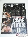 DVD CAGE FORCE 2