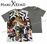 MARC ECKO RX Tシャツ FLY HUMPTY グレー