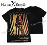 MARC ECKO PLAY BOY Tシャツ DON'T LOOK BACK 黒