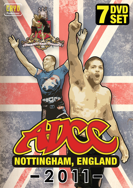 DVD ADCC2011世界選手権 コンプリートセット7枚組