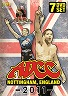 DVD ADCC2011 グラップリング世界選手権 コンプリートセット7枚組